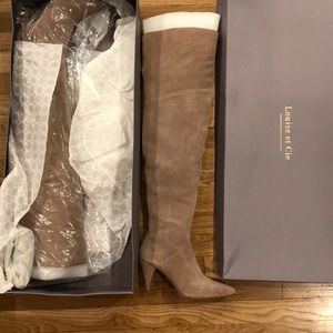 Louise et Cie Lo-Willess Suede Boots